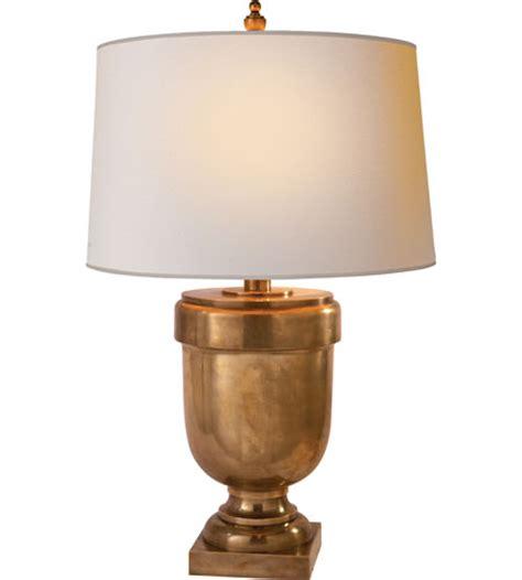 Visual Comfort Table Ls by Visual Comfort E F Chapman Chunky 1 Light Decorative
