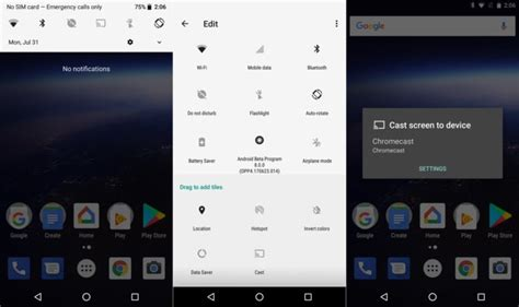 Android Cast by Chromecast Mirroring Explained How To Beam All Your