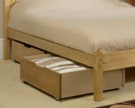 aufbewahrung bett friendship mill bed storage drawers from
