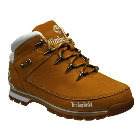 all timberland boots timberland sprint mens midi boots all sizes in