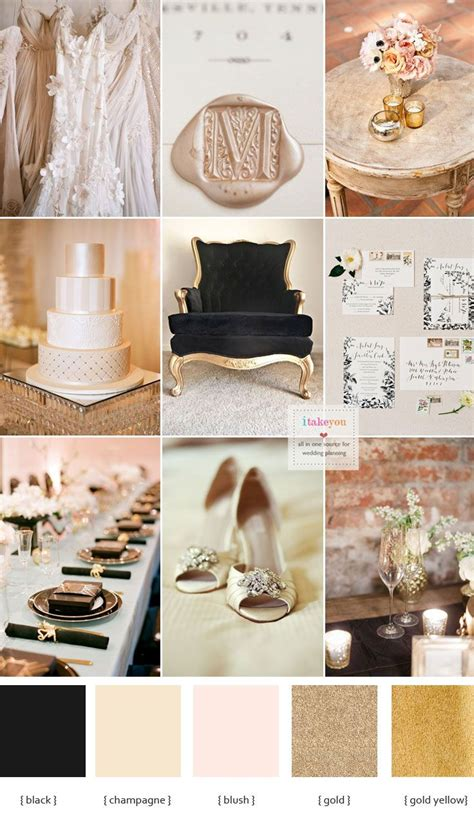 and gold wedding ideas 2 28 images modern