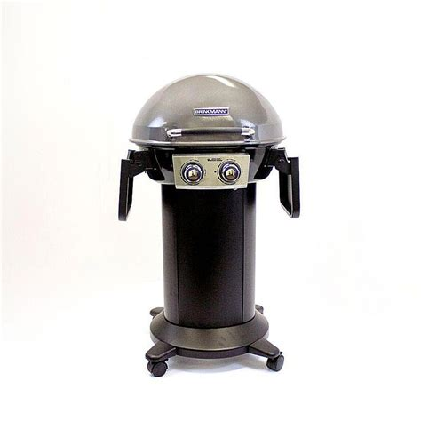 brinkmann 2 burner patio 810 6230 s gas grill review