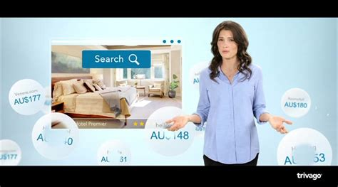 trivago commercial actress malaysia adgile media real time media analytics