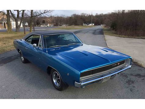 dodge charger for sale 1968 dodge charger for sale classiccars cc 924951