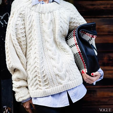 how to wear a cable knit sweater style note the cable knit sweater classiq