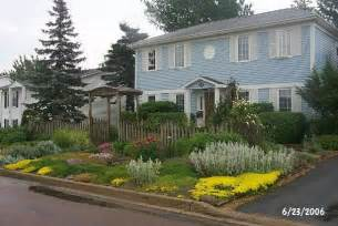 front yard xeriscape beautiful clean front yard low water design i d take