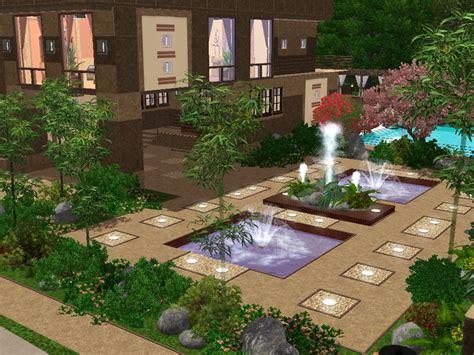 Sims 3 Backyard Ideas Sims 3 Garden Ideas Greatindex Net