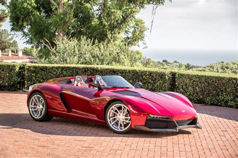 Opel Speedster Price by Rezvani S New 300hp Beast Speedster Costs 57k More Than A
