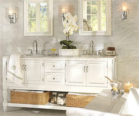 pottery barn bathroom images 20 elegant bathroom makeover ideas