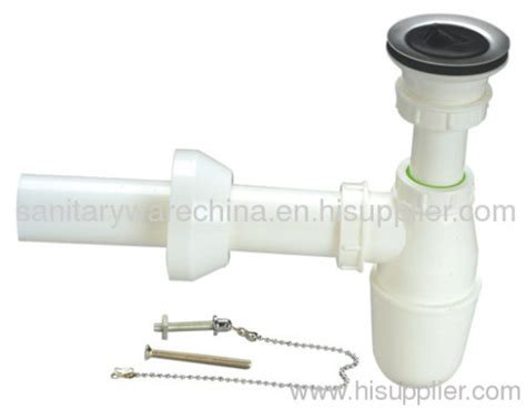 Geruchsverschluss Fallrohr Kunststoff by Cheap White Pp Siphon Pipe Waste Trap Factory From China