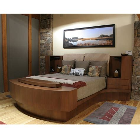 custom bedrooms custom made master bed by pagomo designs custommade