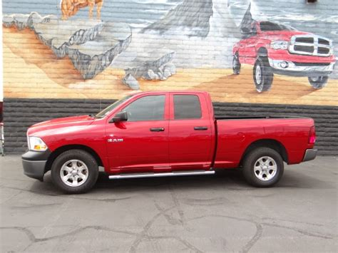2010 dodge ram 1500 extended cab used 2010 dodge ram 1500 st extended cab stock r5647a