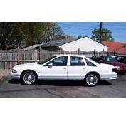 Curbside Classic 1994 Chevrolet Caprice LS – Last Of The