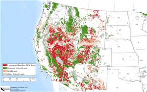 land maps maps bureau of land management holdings pew environment