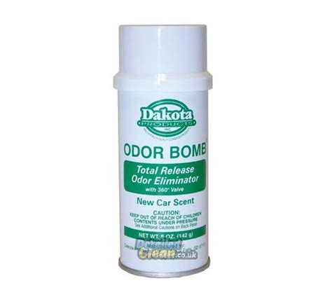 buy dakota new car scent odor bomb detailed clean