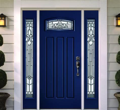 Blue Exterior Doors with Exterior Interior Doors
