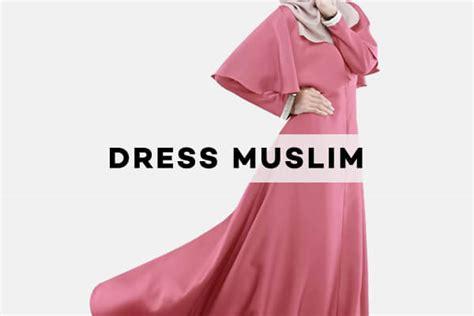 Pakaian Branded Baju Gamis Baju Dress Inficlo Sop 842 jual baju muslim wanita shoppaholic shop terbaru lazada co id