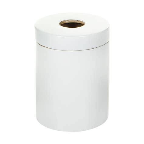 bathroom bins buy ekobo ringo glossy bathroom bin white amara