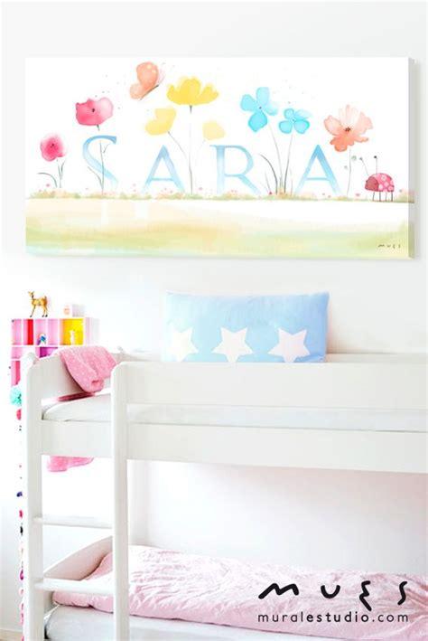 cuadros con nombre bebe muralestudio cuadros infantiles personalizados con