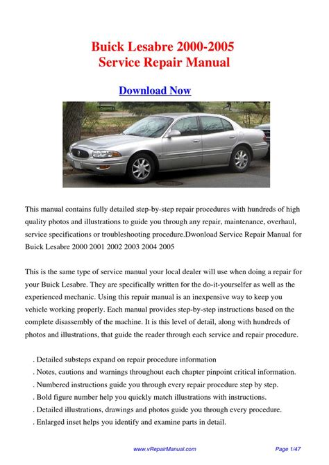 car owners manuals free downloads 1987 buick century electronic valve timing service manual 2001 buick lesabre manual free download 2001 buick century wiring diagram
