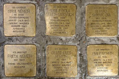 liege dictionary stumbling stones rue devant les ecoliers 3 luik li 232 ge