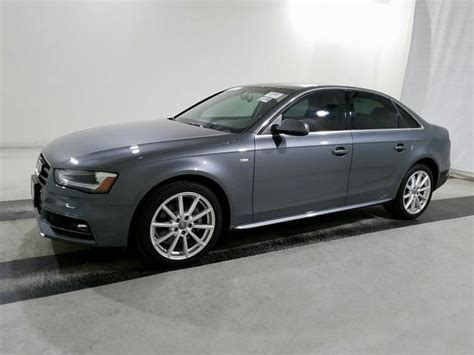 Audi A4 2 0 T Premium by Used 2014 Audi A4 2 0 T Premium Car For Sale At Auctionexport