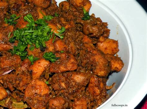 Cloves by Chicken Chukka Varuval Recipe Kozhi Varuval Recipe