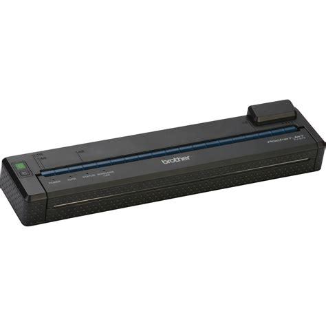 wireless mobile pocketjet 673 wireless mobile thermal printer