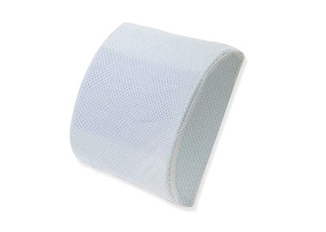 car seat lumbar support cushion contour memory foam pillow