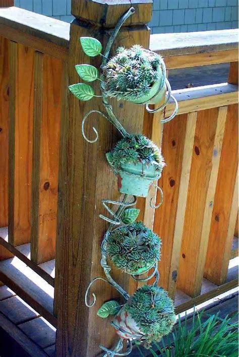 Garden Decoration Arts by Garden Decorations Made From Junk Garden From Trash