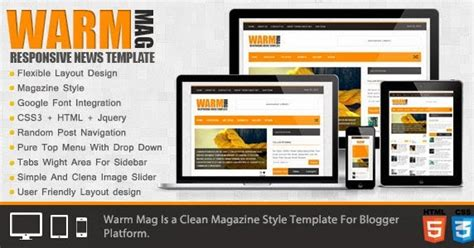 themeforest download old version free download warm mag themeforest blogger template