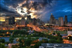 City Of Mn St Paul Mn Paul Minnesota The View Of