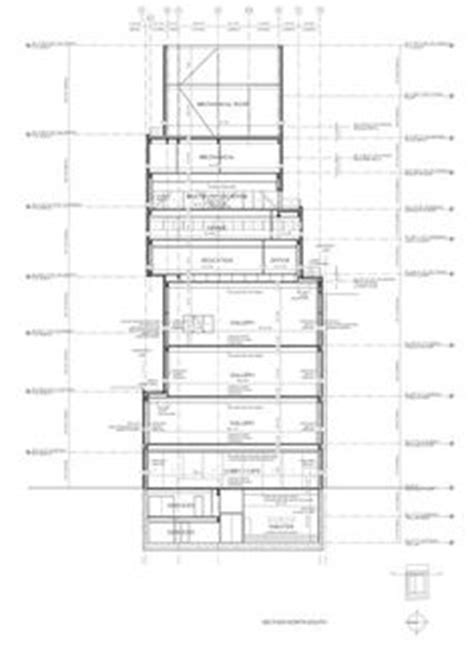 new museum floor plan sanaa new museum ny architecture drawings