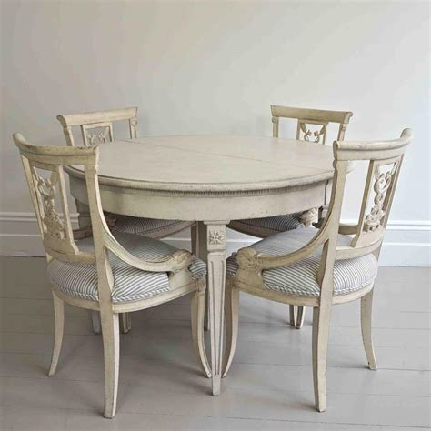 swedish furniture swedish gustavian style dining table in furniture