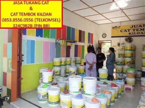 Merk Cat Tembok Biru Navy 0853 8556 0556 telkomsel merk cat tembok luar bagus