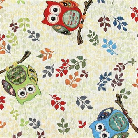 owl upholstery fabric gobelin owl 1 tapestry fabrics gobelin favorable buying