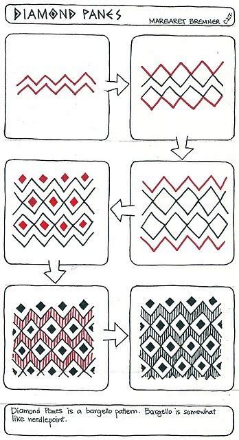 zentangle pattern basics pinterest the world s catalog of ideas