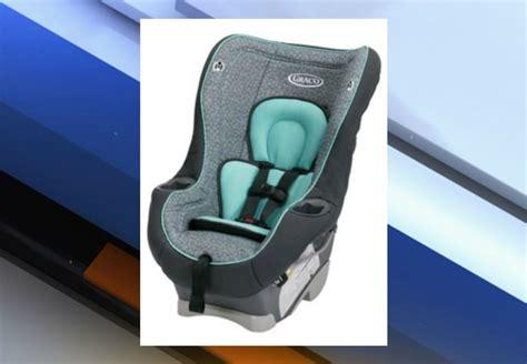 graco blue and gray car seat graco recalls more than 25 000 convertible child car seats