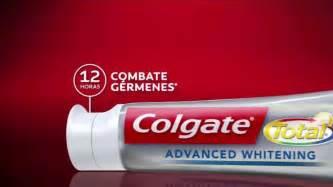 colgate total advanced tv commercial con karla mart 237 nez colgate total advanced whitening tv spot se siente