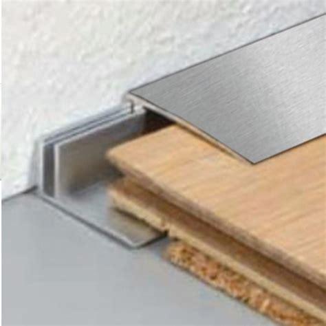 vendita pavimenti laminati profilo terminale alluminio asta da 270 cm per pavimenti