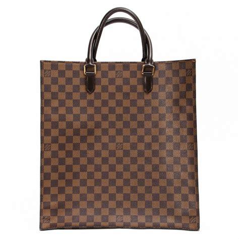 lv bag pattern checked pattern louis vuitton handbag basket at 1stdibs
