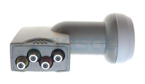 Lnb Single Gardiner Dual Output quattro lnb jams india manufacturers and trader of