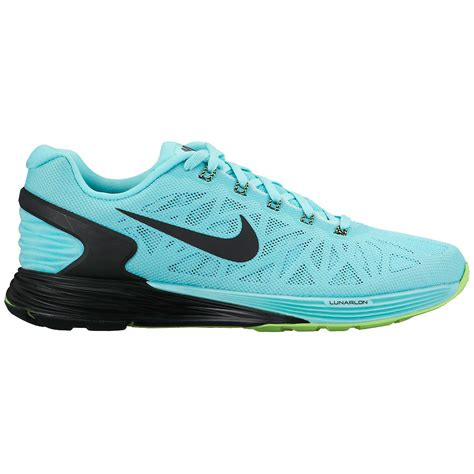 stability running shoes womens wiggle nike s lunarglide 6 shoes su15