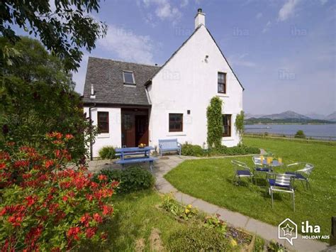 Luxury Cottage Rentals House For Rent In A Property In Benderloch Iha 6117