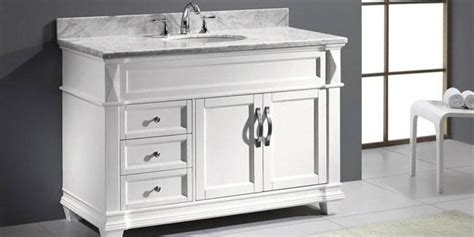 Vanities Magazine White Bathroom Vanity Photos Victoriana Magazine