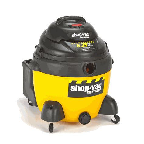 shop vac shop vac 9625210 6 25 peak horsepower right