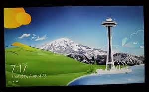 Windows Logon Screen Photos