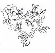 And Rose Tattoo Black Drawing Nude Scorpion Woman