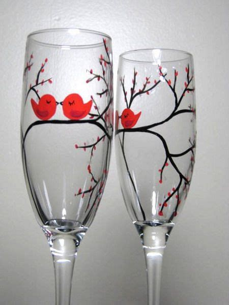 painting glass wine glass painting patterns wine glass painting