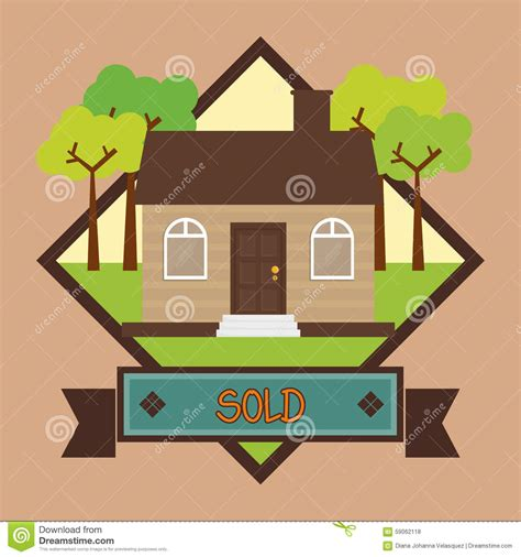 design house digital design house digital house design stock vector image 59062118